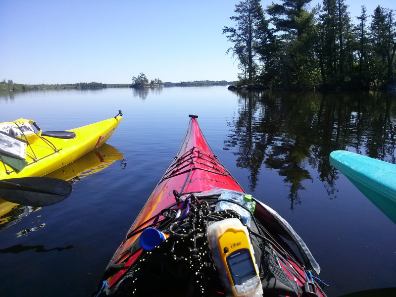 What to take when planning an extended canoe or kayaking trip.